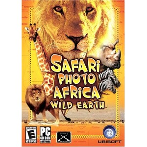 Safari Photo Africa: Wild Earth (輸入版)