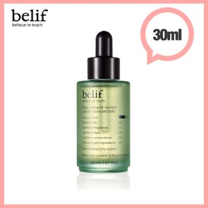 [Belif/ビリーフ] ピートミラクルリバイタルセラムコンセントレート Peat Miracle Revital Serum Concentrate 30ml /TTBeauty/韓国コスメ