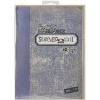 Sizzix eclips Stamp2Cut Cartridge By Tim Holtz-Alterations No. 10 (並行輸入品)