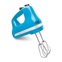 KitchenAid Ultra Power 5-Speed Hand Mixer (Crystal Blue (blue)) by KitchenAid