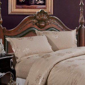 Daloyi Hotel Prime: Duvet Cover for Queen - (new design) Blooming Peony - JF22009 by Daloyi