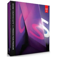 Adobe Creative Suite 5.5 Production Premium Macintosh版