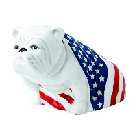 Royal Doulton Bulldogs Figurine, Sam USA [並行輸入品]
