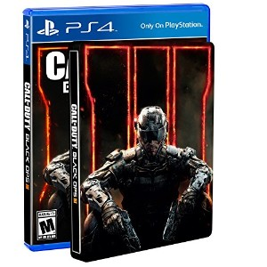 Call of Duty: Black Ops III - Steelbook Edition - PlayStation 4 - Amazon Exclusive (輸入版)