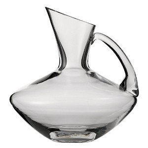 Zwiesel 1872 Handmade Glass Beaune Red Wine Decanter with Handle, 33.8-Ounce [並行輸入品]