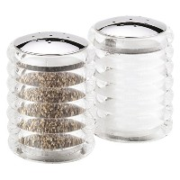 Cole and Mason Beehive Shakers, Set of 2 by Cole & Mason