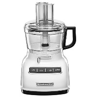 KitchenAid KFP0722WH 7-Cup Food Processor with Exact Slice System - White by KitchenAid [並行輸入品]