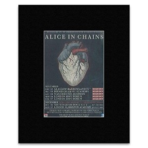 ALICE IN CHAINS - Dirt Matted Mini Poster - 13.5x10cm
