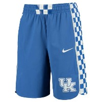 Kentucky Wildcats Nike Authentic On-Court Performance Basketball Shorts メンズ Royal NCAA ナイキ バスパン カレッジ