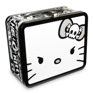 Hello Kitty Angry Face Lunch Box