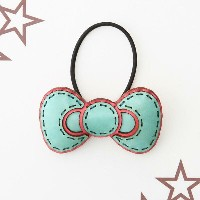 「OJAGA DESIGN」 オジャガデザイン HELLO KITTY RIBBON HAIR BAND