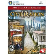 CIVILIZATION IV: The Complete Edition (輸入版)