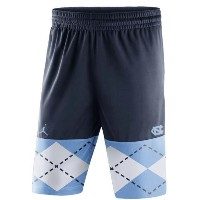 North Carolina Tar Heels Brand Jordan Block Out Performance Shorts メンズ Navy NCAA ジョーダン バスパン カレッジ