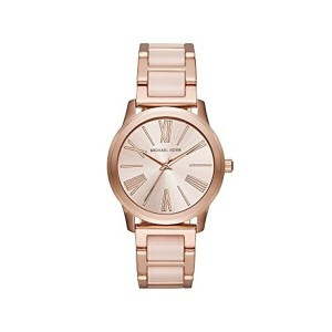 マイケルコース Michael Kors レディース 腕時計 時計 Michael Kors Hartman Three-Hand Watch