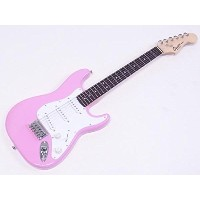Squier by Fender スクワイア ミニエレキギター Mini Stratocaster Pink