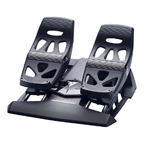 Thrustmaster TFRP Flight Rudder Pedals for PC & Playstation 4 [並行輸入品]