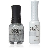 Orly Nail Lacquer + Gel FX - Perfect Pair Matching DUO - Tiara