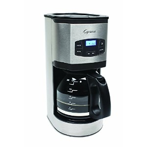Capresso SG120 12-Cup Stainless Steel Coffee Maker by Capresso [並行輸入品]