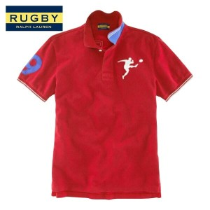 【15%OFFセール 8/21 10:00〜8/28 9:59】 ラルフローレン ラグビー RUGBY RALPH LAUREN 正規品 キッカーポロ BIG KICKER TIPPED POLO...