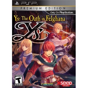 YS: The Oath in Felghana Limited Edition (輸入版:北米) PSP