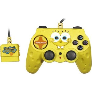 GEMINI GAME GESBMP2 PlayStation≪ 2 Mini Spongebob Control Pad (輸入版)