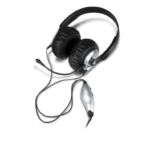 PS3 Gaming Headset for Adjustable Game Audio and Voice Chat (輸入版)