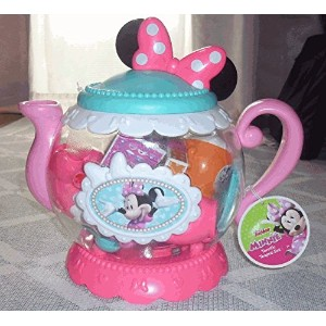 Disney(ディズニー) Teapot Play Set - Minnie Mouse Bow-tique ミニーマウスのティーポットセット [並行輸入品]
