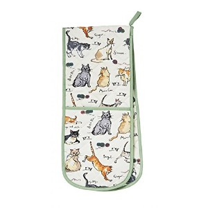 Ulster Weavers Madeleine Floyd Cats Double Glove