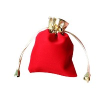 Zhhlinyuan 10 x Velvet Drawstring Jewellery Pouches Gift Bags Hi-quality Wedding Favour Bags