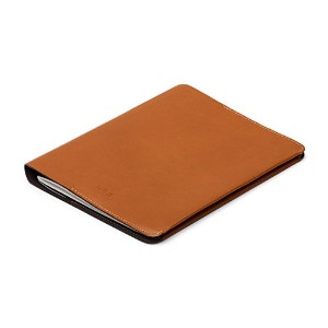 Bellroy レザ ー Notebook Cover A5 ウォレット Caramel