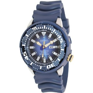 [セイコー]Seiko SRP453 Blue Monster Superior Limited Edition Automatic Diver's Men's Watch ブルーモンスター 限定版...