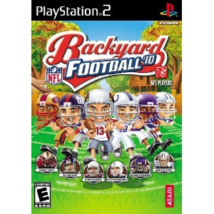 Backyard Football 10 Nla