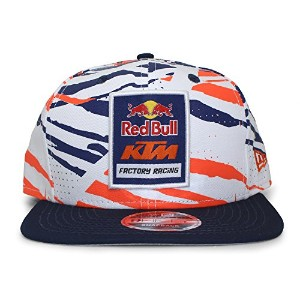 (ニューエラ) NEW ERA RED BULL KTM FACTORY RACING 【LOGO SNAPBACK/MULTI-NAVY】 レッドブル [並行輸入品]