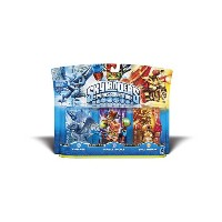 Skylanders Spyro's Adventure Character 3-Pack Whirlwind, Double Trouble, and Drill Sergeant...