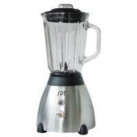 Sunpentown CL-510 Round-Base Stainless-Steel Blender with 1-1/2-Liter Glass Jar [並行輸入品]
