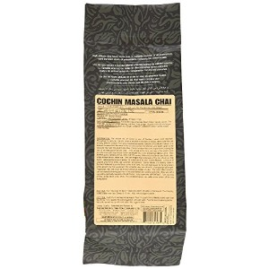 Metropolitan Tea 50 Count Pyramid Shaped Teabags, Cochin Masala Chai [並行輸入品]