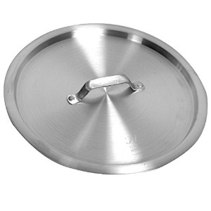 Thunder Group 2.75 Quart Aluminum Sauce Pan Lid [並行輸入品]
