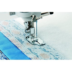 Brother SA125 1/4 Inch Piecing Foot by Brother [並行輸入品]