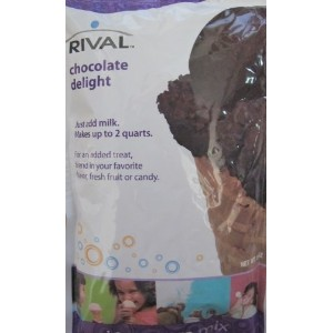 Rival 98-8CD chocolate ice cream mix. by Rival [並行輸入品]