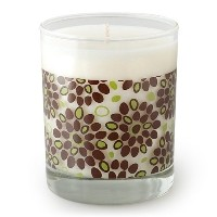 Crash Zuz Design Lime Mosaic Soy Candle [並行輸入品]