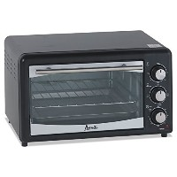 Avanti PO61BA Countertop Oven/Broiler, 0.6 cu. ft., Black [並行輸入品]
