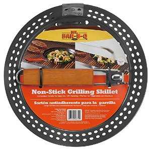 Mr. Bar-B-Q 06750X Non Stick Grilling Skillet with Removable Handle [並行輸入品]
