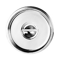 Excellante 2-Quart Stainless Steel Bain Marie Cover [並行輸入品]