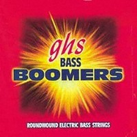 Ghs bass boomers 5-string (30-100/40-120/45-126/45-130)30-100
