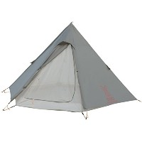 DOPPELGANGER OUTDOOR 2-3人用 ワンポールテント T3-44 軽量&コンパクト かんたん設営