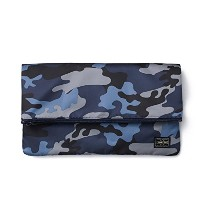 (ヘッド・ポーター) HEADPORTER JUNGLE CLUTCH BAG DARK NAVY