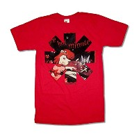 Red Hot Chili Peppers バンドTシャツ One Hot Minute XS