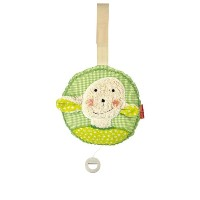 Kathe Kruse 6.5 Baby Musical Mobile, Endivio Cushion by K?the Kruse