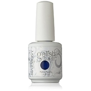 Harmony Gelish Gel Polish - Mali-blu Me Away - 0.5oz / 15ml