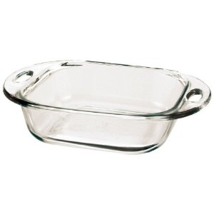 Anchor Hocking 8 Square Cake Dish by Anchor